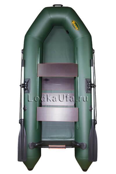 лодка надувная инзер-2 260