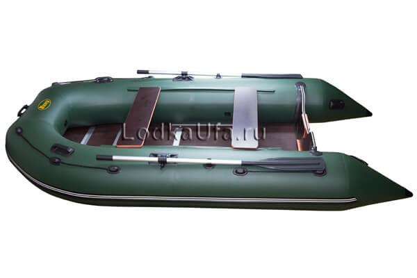 поврежденная лодка пвх